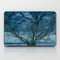 Blue Winter  iPad Case