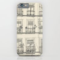 iPhone & iPod Case featuring View from the balcony by Sasa