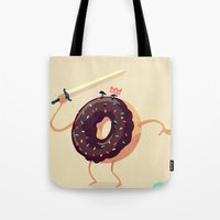 Baked to Rule Tote Bag