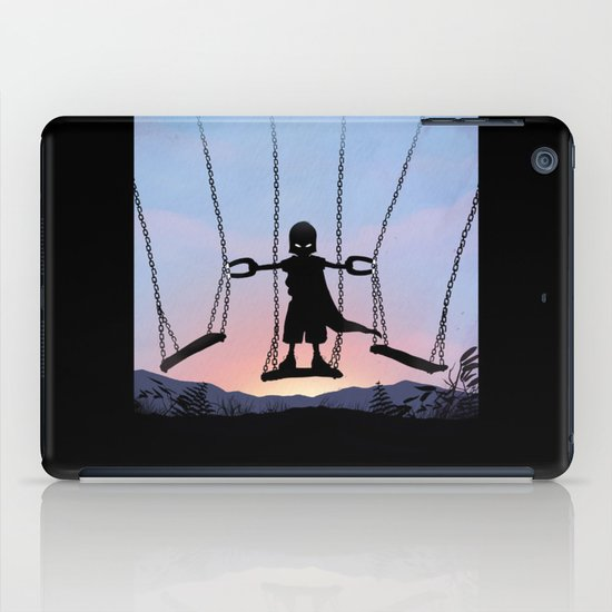 Magneto Kid iPad Case
