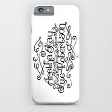 My Name Slim Case iPhone 6s