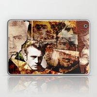 Jame Dean - Grunge Style - Laptop & iPad Skin