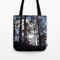 Sunlight In The Dark For… Tote Bag