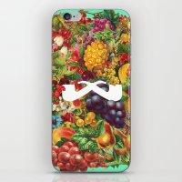 Fruta De Vida. iPhone & iPod Skin