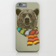 Winter Bear iPhone 6 Slim Case