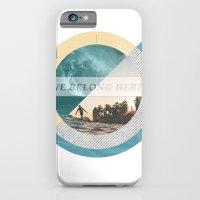 We belong iPhone 6 Slim Case