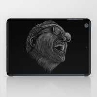 Ray Charles iPad Case