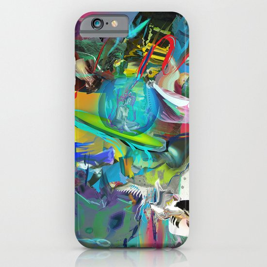 Microcrystalline Tendrils iPhone & iPod Case