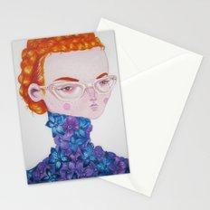 Recato/Demureness Stationery Cards