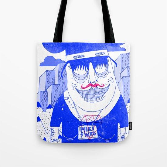 Michael Mouse Tote Bag