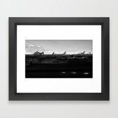 Intrepid Framed Art Print