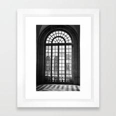 VERSAILLES III Framed Art Print