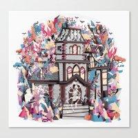 Trick or Treat Canvas Print