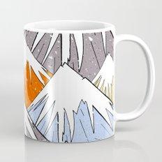 Away in the mountains Mug