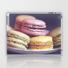 macarons on the windowsill Laptop & iPad Skin