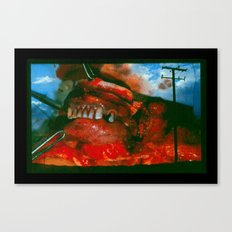 Pulling me Closer to god Canvas Print