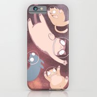 Space Cats iPhone 6 Slim Case