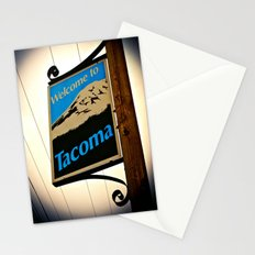 Welcome to Tacoma Stationery Cards