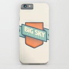 Big Sky, Montana Slim Case iPhone 6s