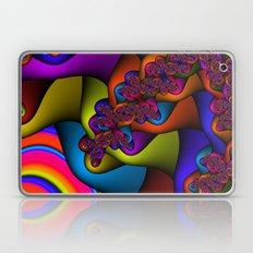 Braided Rainbow Laptop & iPad Skin