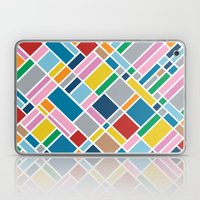 Map Outline 45  Laptop & iPad Skin