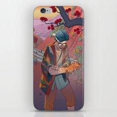 Ukiyo-e tale: The curse iPhone & iPod Skin