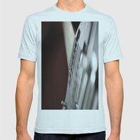 Gretsch Mens Fitted Tee Light Blue SMALL