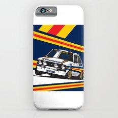 Ford Escort RS2000 iPhone 6 Slim Case