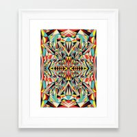 Hint Framed Art Print