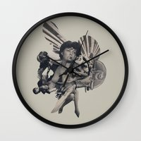 Leisure Burns Wall Clock