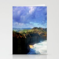 Southern Ocean Headlands Stationery Cards