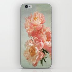 Still life with Peonies iPhone & iPod Skin