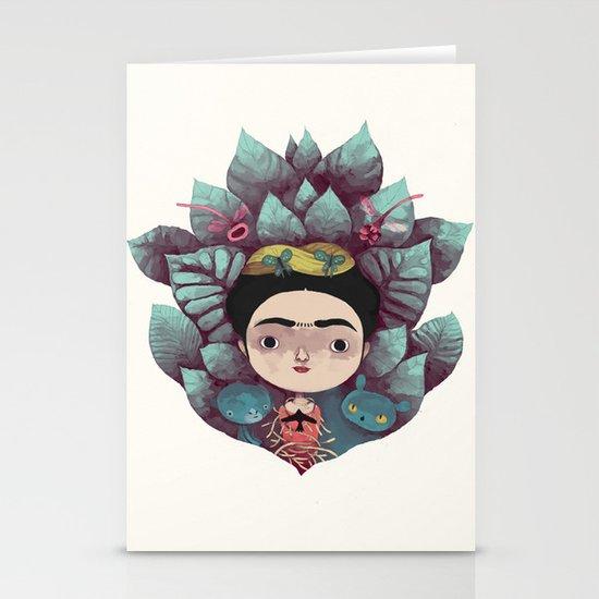 frida Stationery Card