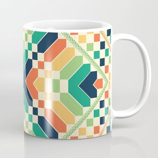 Retrographic Mug