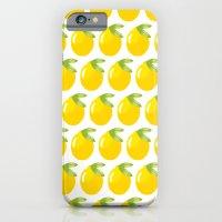 LEMON iPhone 6 Slim Case