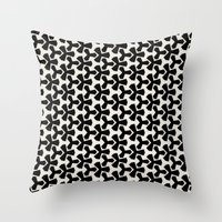 Van Klaveren Pattern Throw Pillow