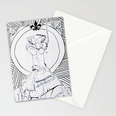 Archiduchesse Anne d'Autruche Stationery Cards