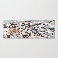 Magic Breeze Canvas Print
