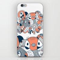2051 iPhone & iPod Skin