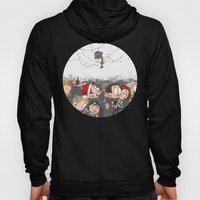 There Are CHRISTMAS Stri… Hoody