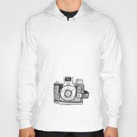 Camera Sketch Hoody