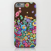 iPhone & iPod Case featuring Inner Circle - Fall by Catherine Holcombe