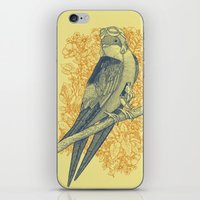 Frequent Passenger iPhone & iPod Skin