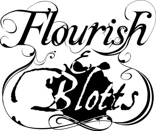 Flourish & Blotts of Diagon Alley Canvas Print