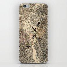 ol d friends iPhone & iPod Skin