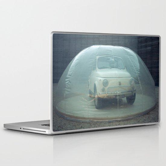 bubble car Laptop & iPad Skin