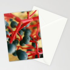 Wild Berries of the Don Stationery Cards