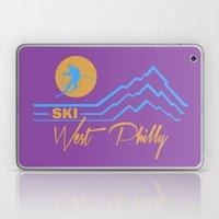 Ski West Philly Laptop & iPad Skin