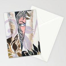 spying eye#4 Stationery Cards
