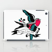 Hirondelle iPad Case